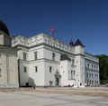 The Palace of the Grand Dukes of Lithuania, Vilnius.