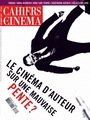 Cover of the journal Cahiers du Cinéma