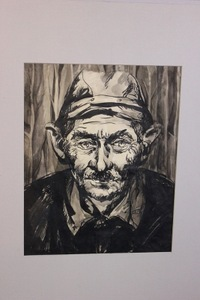 """Old man from Alytus"", 1973"