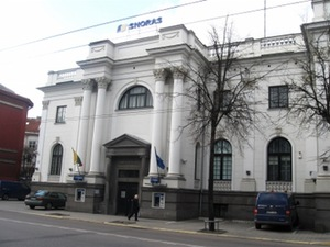 Palace of Polish Small Credit Association, Kaunas.