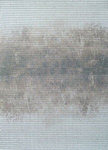 """Fog"", photo-textile, 97x70 cm, 2011. Photo by Stasys Kačinskas"
