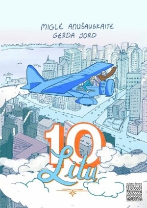 "Cover of the book ""10 Litas"""