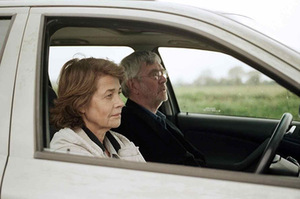 A still from Andrew Haigh's film 45 years. Scanorama.lt photo