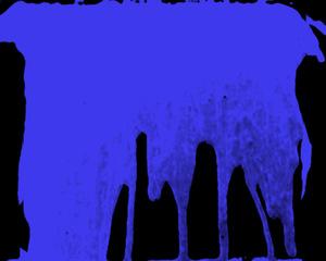 "S. Paliukas. ""Skysta erdvė"", 2015. Video projekcija, loop"