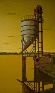 """A. Griškevičius. """"Dangaus perpylimo stotis"""", 2011"""