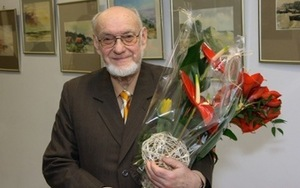 Prof. V.Stauskas (1932-2014). Photo from vdu.lt
