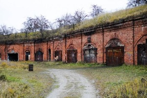 It is planned to establish an exposition of military technology and to clean the area of the 6th fort. Photo from the voruta.lt